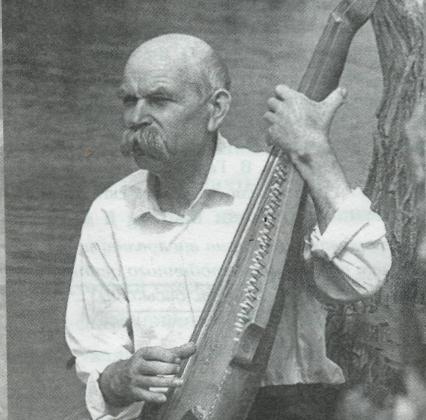 Олексій Семенович Коваль - видатний бандурист Придніпров'я