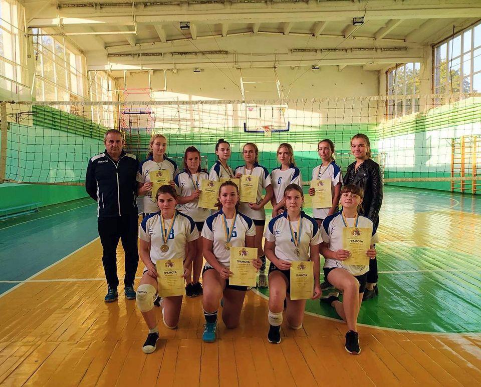 Волейбольний клуб «Іскра» - срібні призери Чемпіонату області