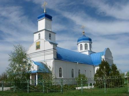 Свято-Покровський храм села Спаське: історія