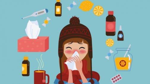 Мешканцям Дніпропетровщини розповіли, як не захворіти на сезонні застуду та грип