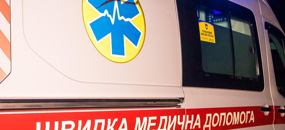У Дніпрі поїзд на смерть збив 18-річного хлопця