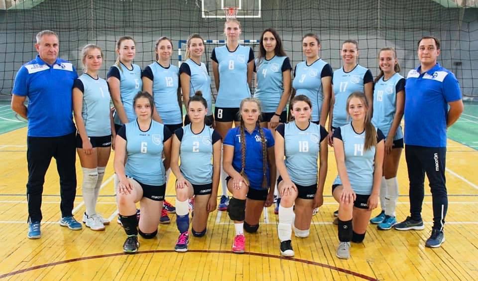Волейбольна команда «Іскра» з Підгороднього перемогла у першій грі Чемпіонату України