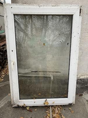 Продаю металопластикове вікно Б/В - 1000 грн.