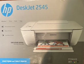 Продам БФП HP DeskJet Ink Advantage 2545 - 800 грн.