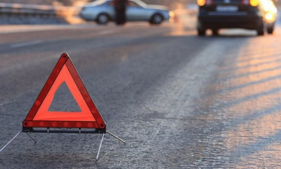 ДТП у Підгородному: зіткнулися два автомобіля