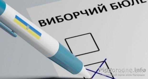 Про перші вибори до Підгородненської ОТГ.